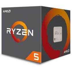 AMD Ryzen 5 2600 (3.4 GHz)