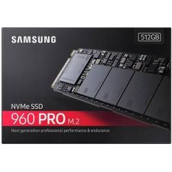 Samsung SSD M.2 960 PRO 512...