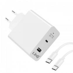 1x USB Type C avec 18W...