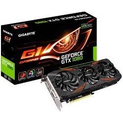 Gigabyte GeForce gtx 1080-8GB