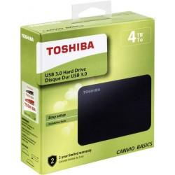 Toshiba Canvio Basics 4 TB...
